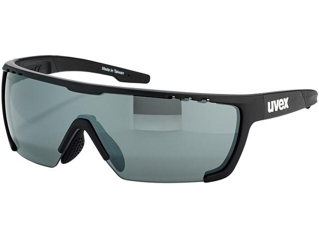 UVEX Sportstyle 707 Colorvision Occhiali, black mat/urban